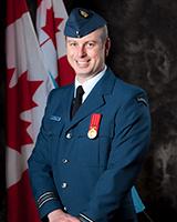 Major A. Mobbs, CD