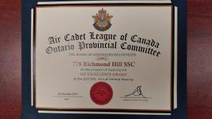 ssc award